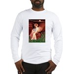 Angel / Smooth T (#1) Long Sleeve T-Shirt
