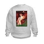 Angel / Smooth T (#1) Kids Sweatshirt