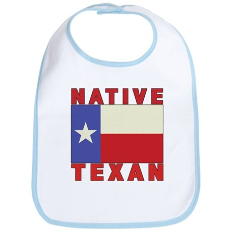 Native Texan Bib