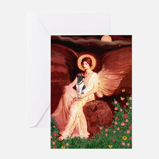 Angel / Smooth T (#1) Greeting Card