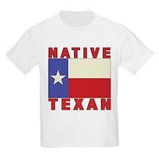 Native Texan Kids T-Shirt