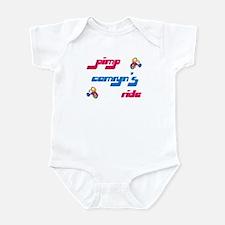 Pimp Camryn's Ride Infant Bodysuit