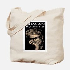 HUMAN RIGHTS Tote Bag