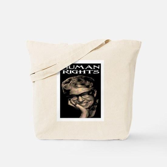 HUMAN RIGHTS Tote Bag