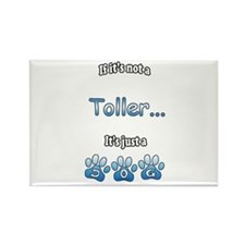 Toller Not Rectangle Magnet (10 pack)
