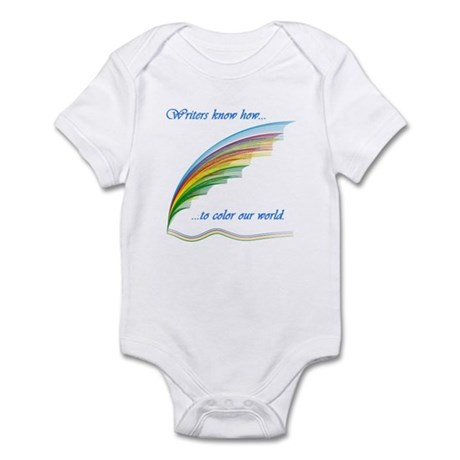 Writers know how... Infant Bodysuit