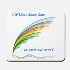 Writers know how... Mousepad