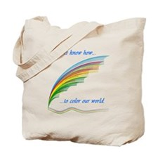 Writers know how... Tote Bag