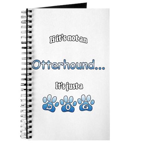 Otterhound Not Journal