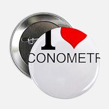 "I Love Econometrics 2.25"" Button"