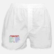 Anatolian Shepherd Property Laws 2 Boxer Shorts