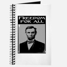 FREEDOM FOR ALL.. Journal