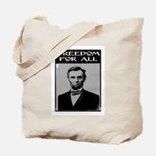 FREEDOM FOR ALL.. Tote Bag