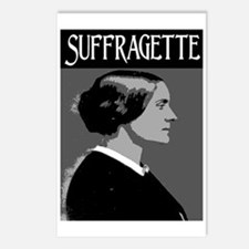 SUFFRAGETTE Postcards (Package of 8)