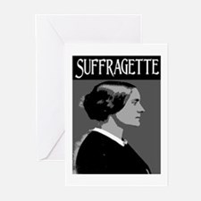 SUFFRAGETTE Greeting Cards (Pk of 10)
