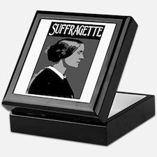 SUFFRAGETTE Keepsake Box