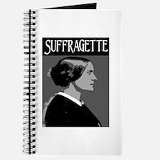 SUFFRAGETTE Journal