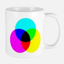 CMYK Color Model Mugs
