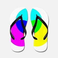 CMYK Color Model Flip Flops