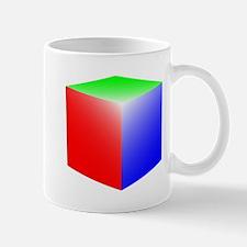 RGB Cube Mugs