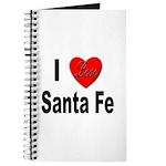 I Love Santa Fe Journal