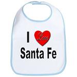 I Love Santa Fe Bib
