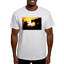 LIONS PLAY AT DAWN T-Shirt