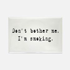 I'm Smoking Rectangle Magnet