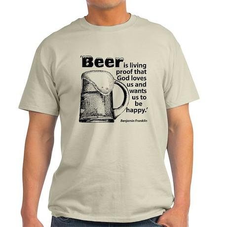 Beer Lover I Light T-Shirt