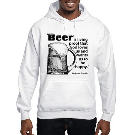 Beer Lover I Hooded Sweatshirt