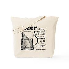 Beer Lover I Tote Bag
