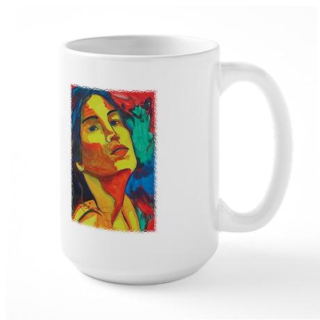 Dissect Pretty... Large Mug