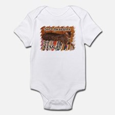 DontMessWithBengal Infant Bodysuit