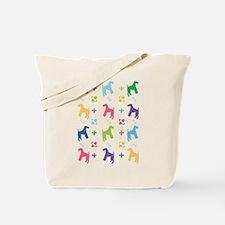 Airedale Terrier Designer Tote Bag
