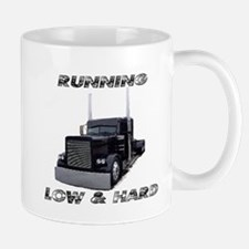 Running Low & Hard Mug