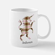 Unicorn - Anderson dress Mug
