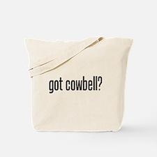 got cowbell? Tote Bag