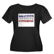 BRAYDEN for congress T