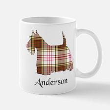 Terrier - Anderson dress Mug