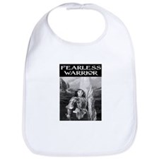 FEARLESS WARRIOR Bib