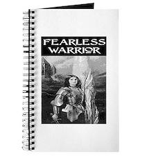 FEARLESS WARRIOR Journal