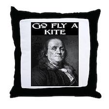 GO FLY A KITE (2) Throw Pillow