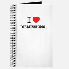 I Love DISMISSIONS Journal