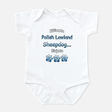 Lowland Not Infant Bodysuit