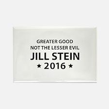Jill Stein 2016 Rectangle Magnet