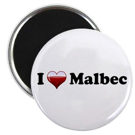 I Love Malbec Magnet