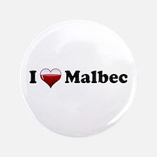 """I Love Malbec 3.5"""" Button"""