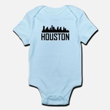 Skyline of Houston TX Body Suit