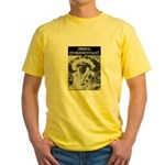 ORIGINAL ENVIRONMENTALIST Yellow T-Shirt