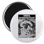 ORIGINAL ENVIRONMENTALIST Magnet
